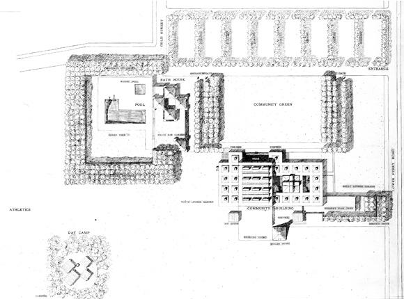 30x40 Chalet House Plans