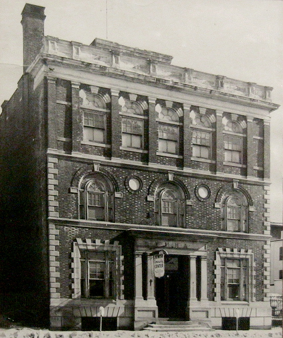 The Trenton YMHA purchases building on South Stockton Street, which became known as the Jewish Community Home (later the Jewish Community Center).
