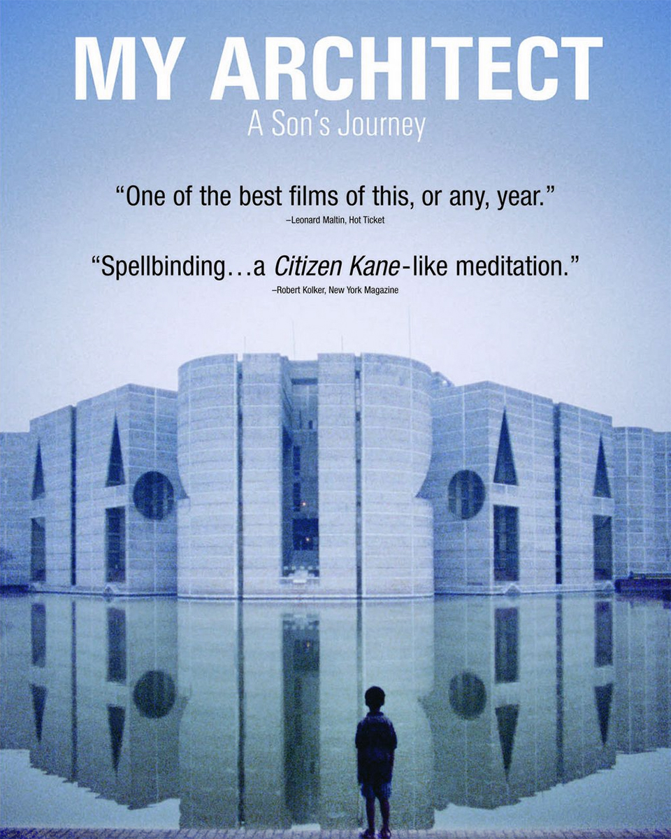 My Architect: A Son's Journey, which receives an Academy Award nomination for best documentary feature, premieres, raising the Bath House's public profile.